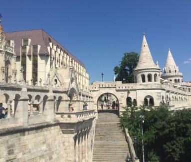 Matthiaskerk in Budapest