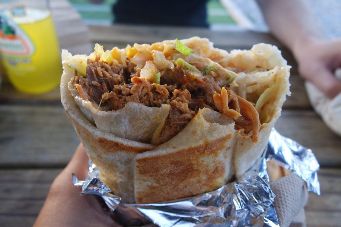 Burrito van Burrito Craft