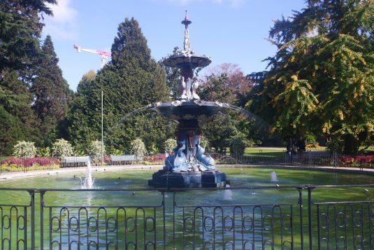 Christchurch Botanische Tuin