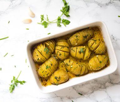 Hassleback Potato