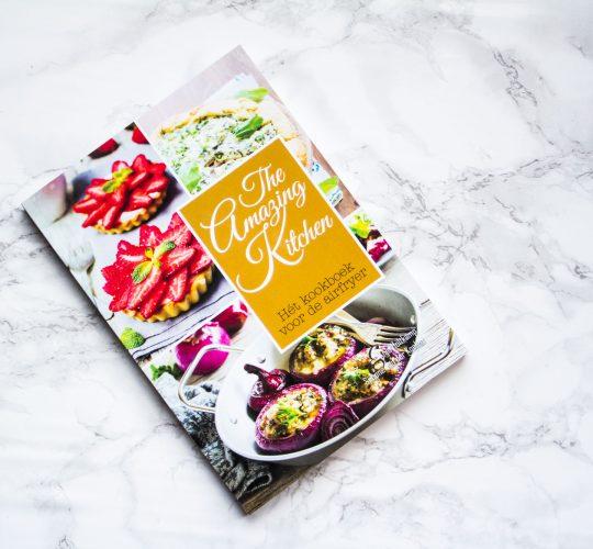 Hét airfryer kookboek van the Amazing Kitchen
