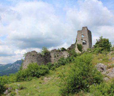 Stari Grad in de Vipava Wijnvallei