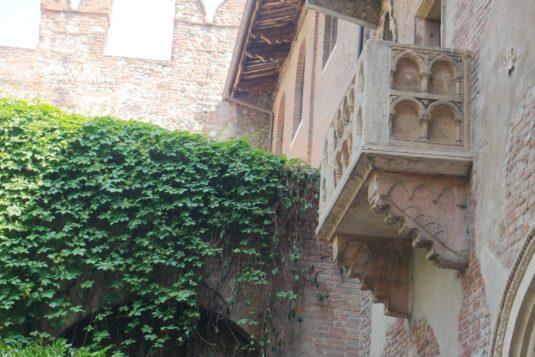 Julliet's balkon
