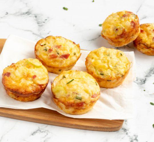 Ei muffins