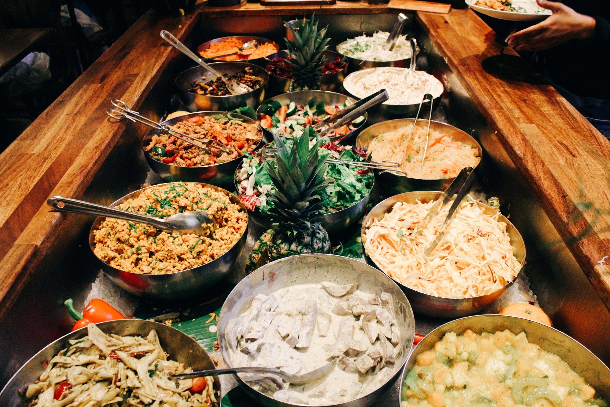 Hermans buffet