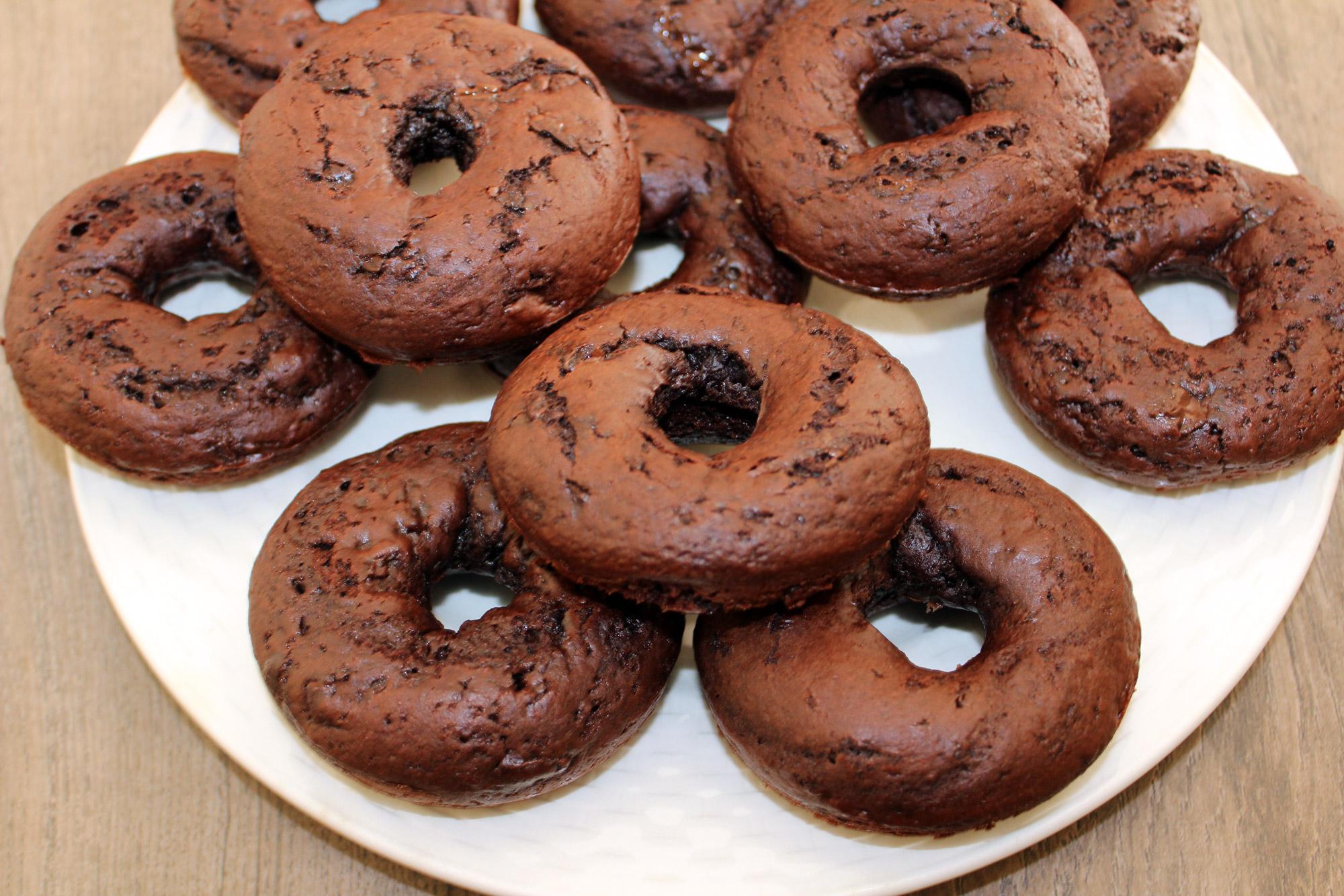 Galaxy Donuts: Gebakken donuts