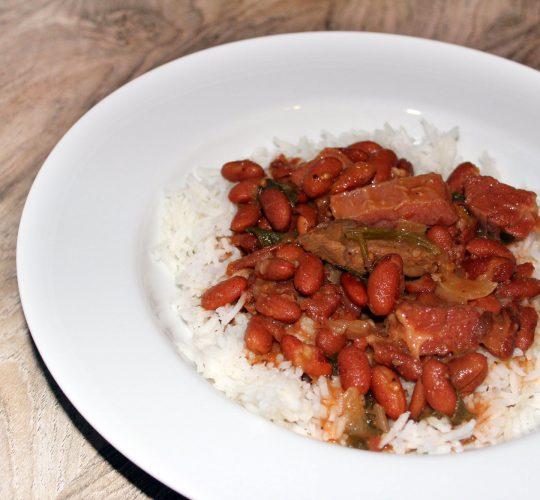 bruine bonen met rijst (bb met r)