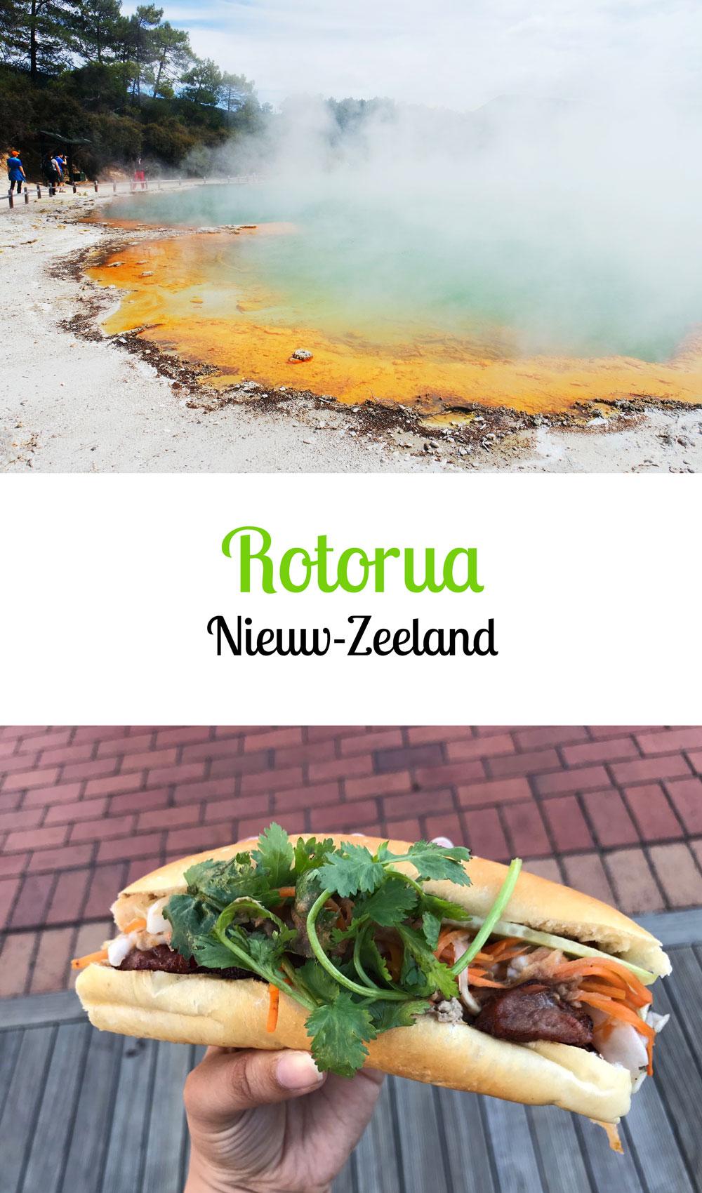 Nieuw Zeeland - Rotorua