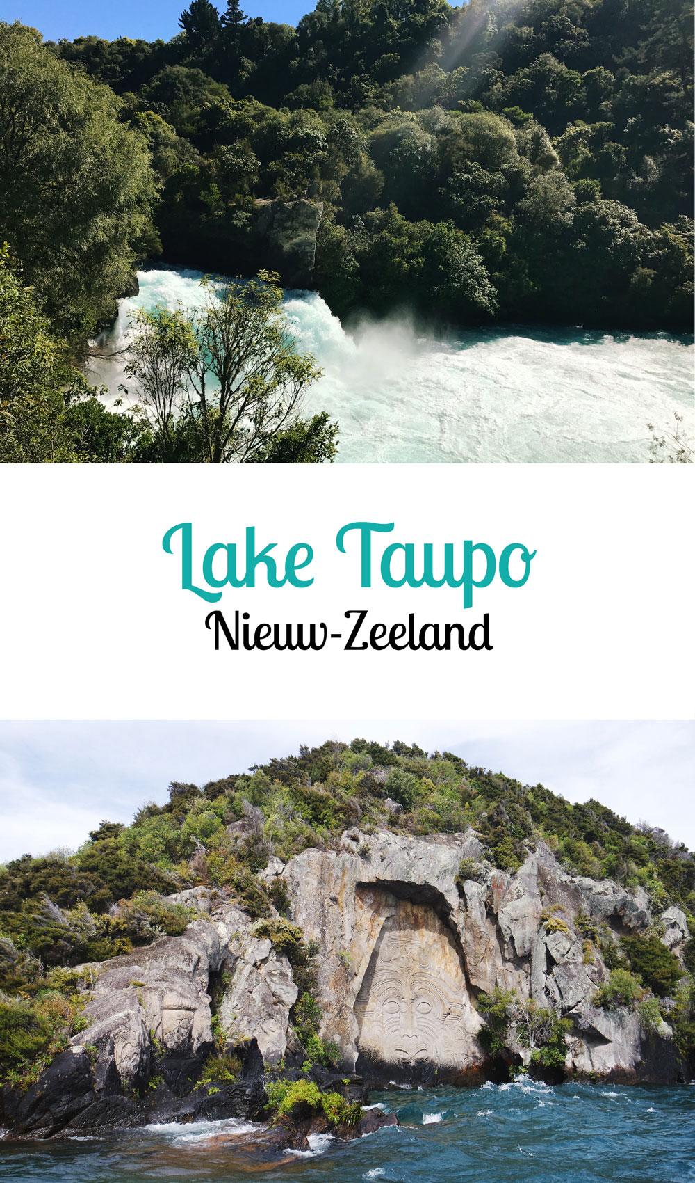 Nieuw-Zeeland - Taupo