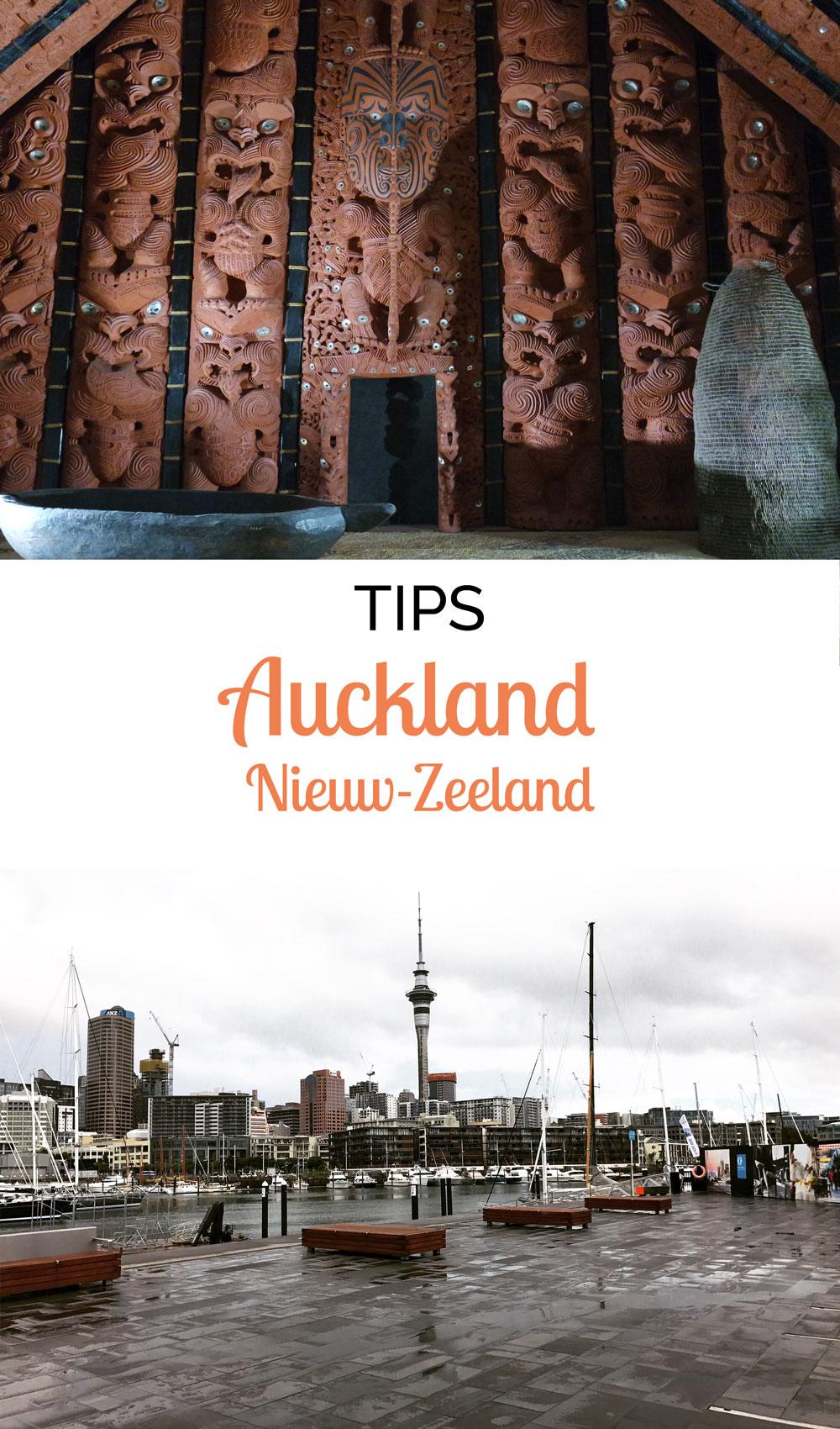 Nieuw-Zeeland - Auckland