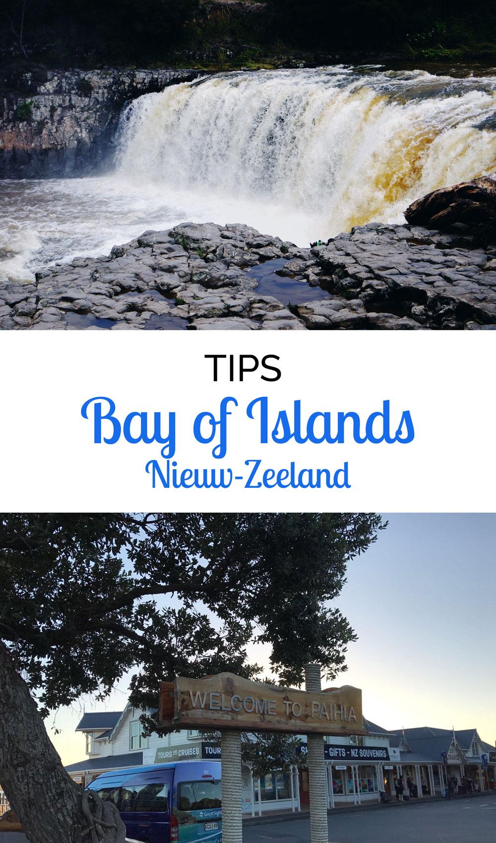 Nieuw-Zeeland - Bay of Islands