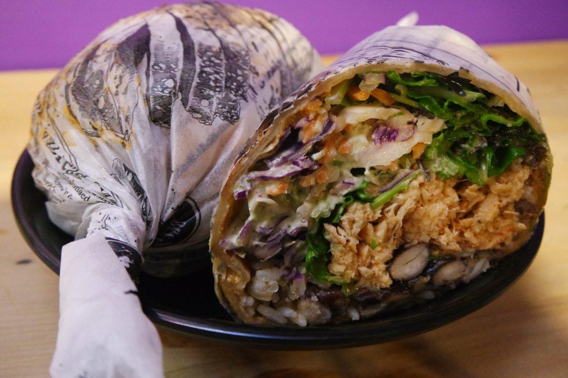 Burrito's van Caribe