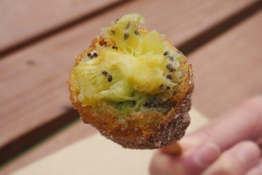 Fried Kiwi