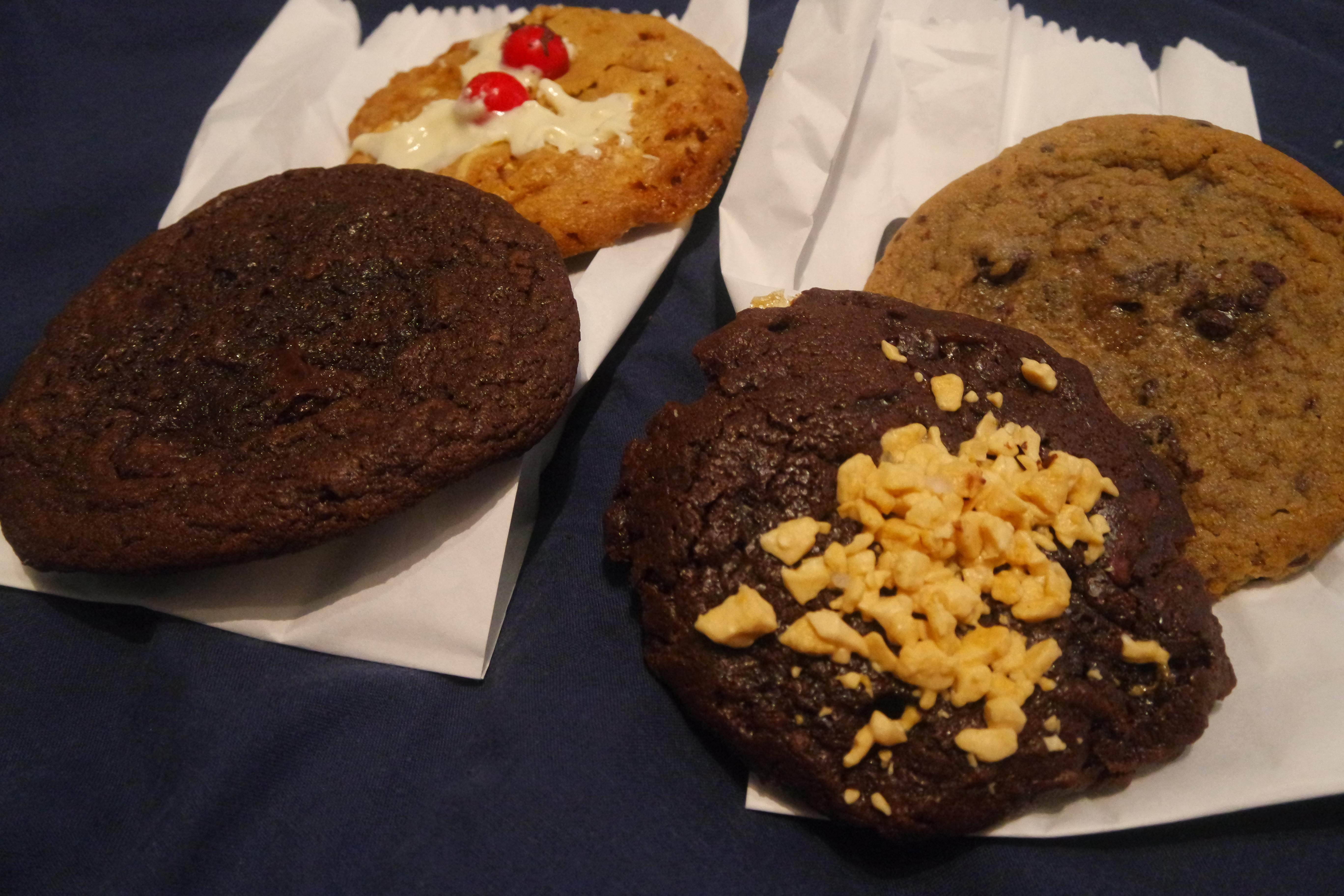 Koekjes van Cookie Time
