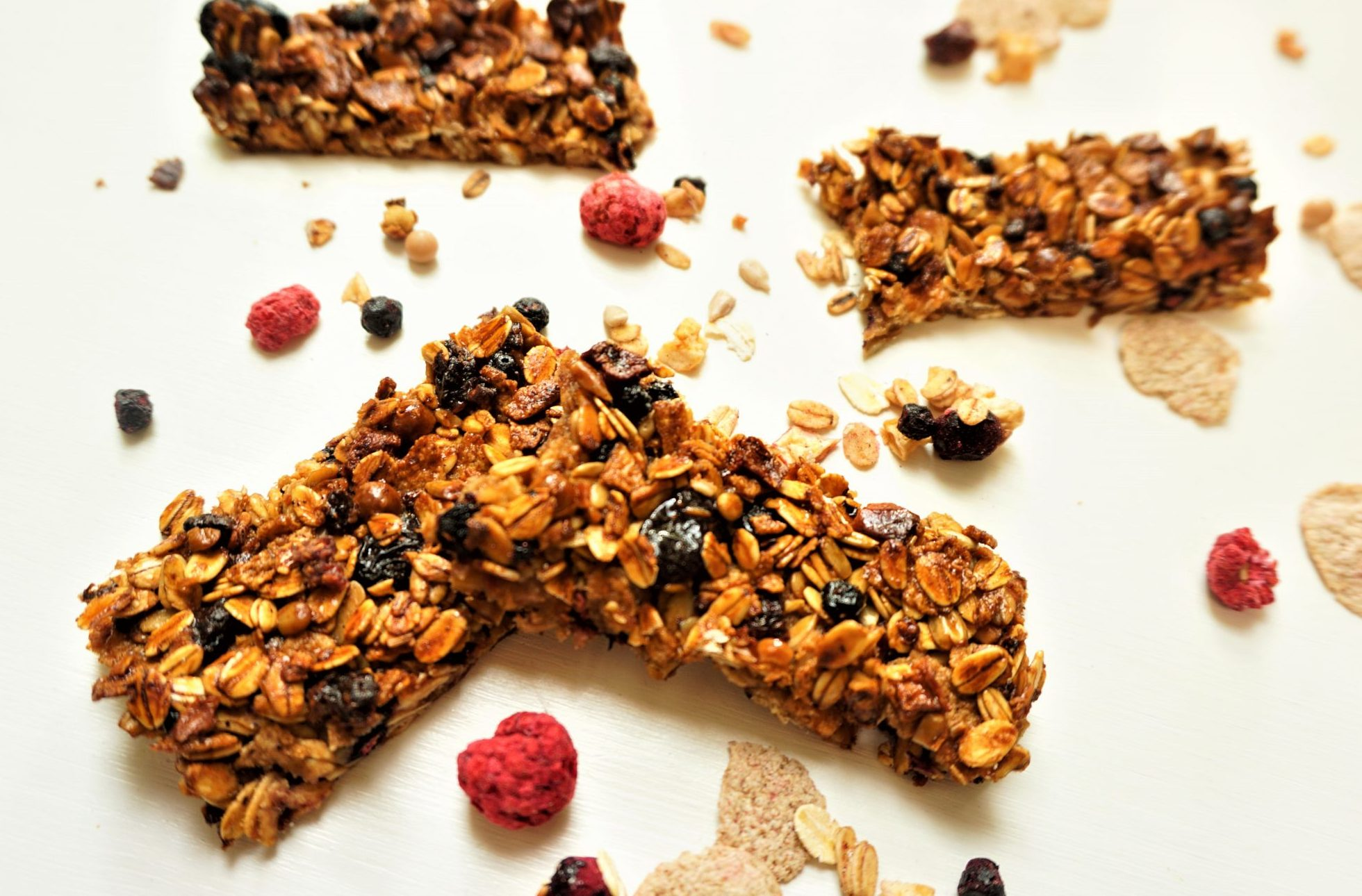 Golden Granola Repen
