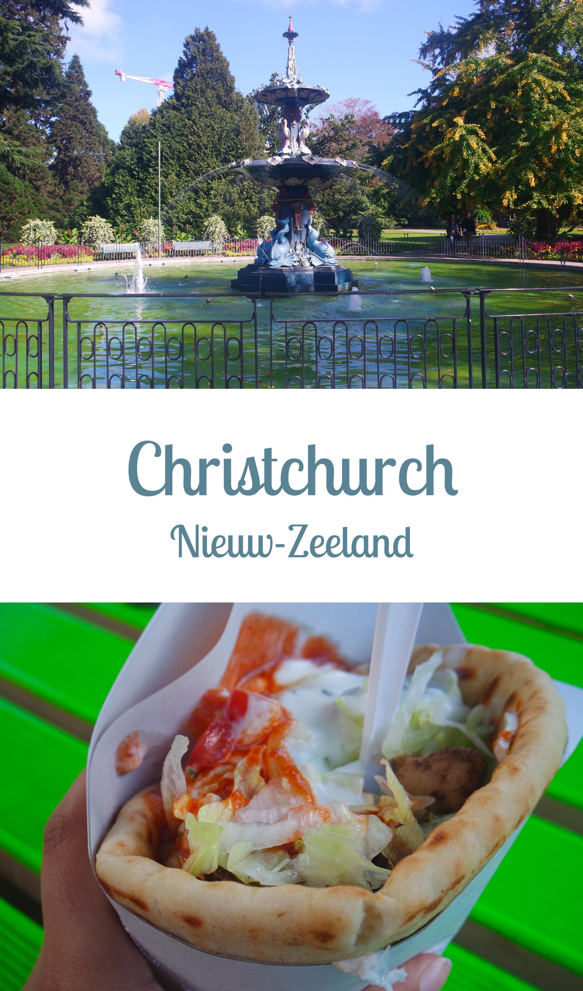 Nieuw-Zeeland - Christchurch