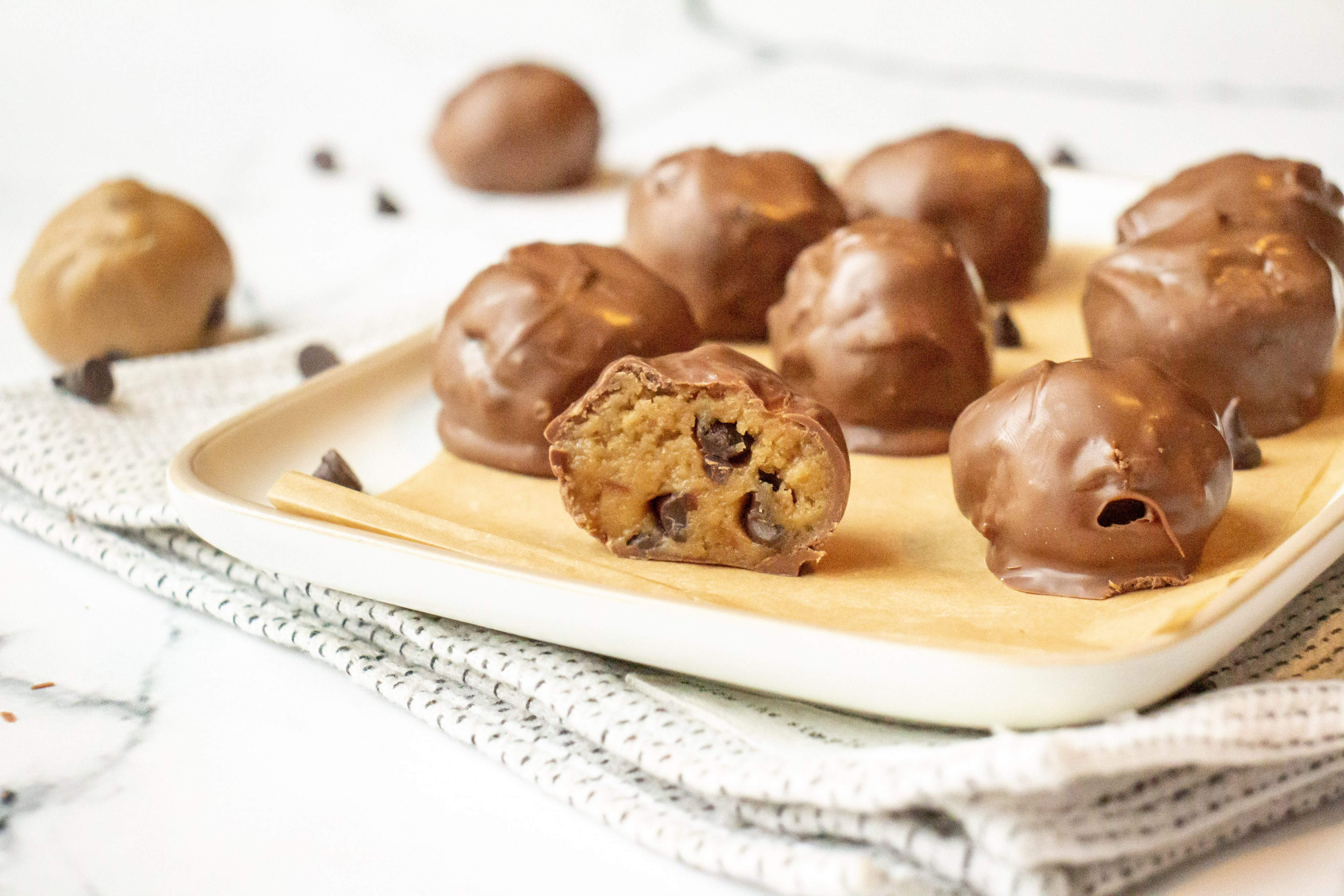 Cookie Dough Bonbons