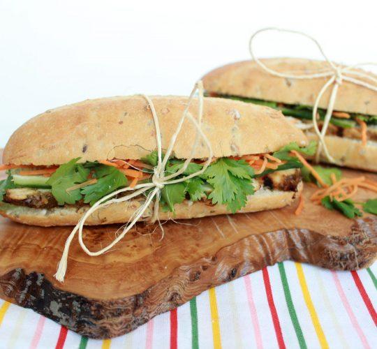 Bánh Mì Sandwiches