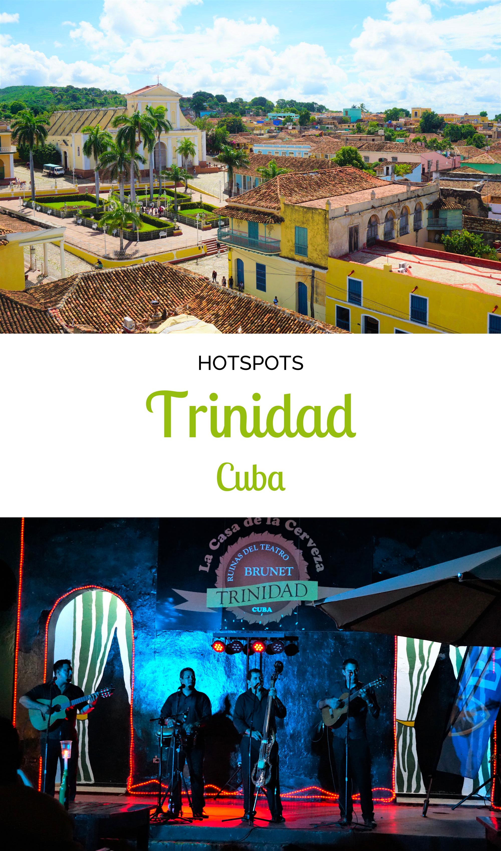 Cuba - Trinidad Foodspots