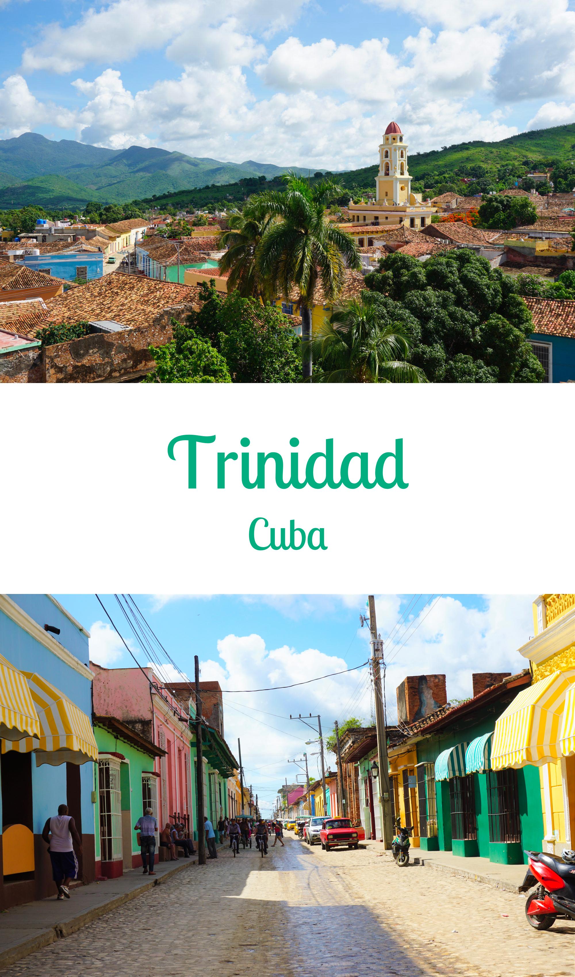 Cuba - Koloniaal Trinidad