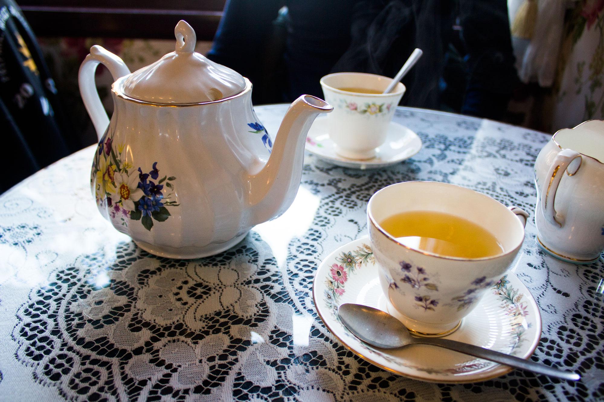 Clarinda's Tearoom