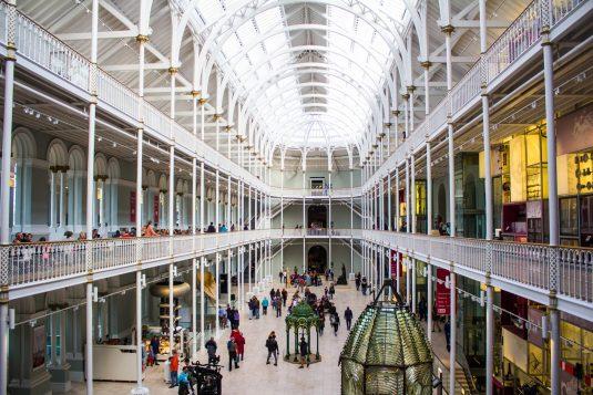 Edinburgh National Museum of Scotland