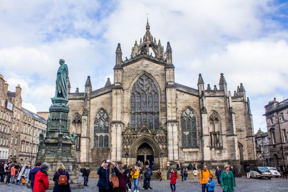 Edinburgh St Giles Cathedral