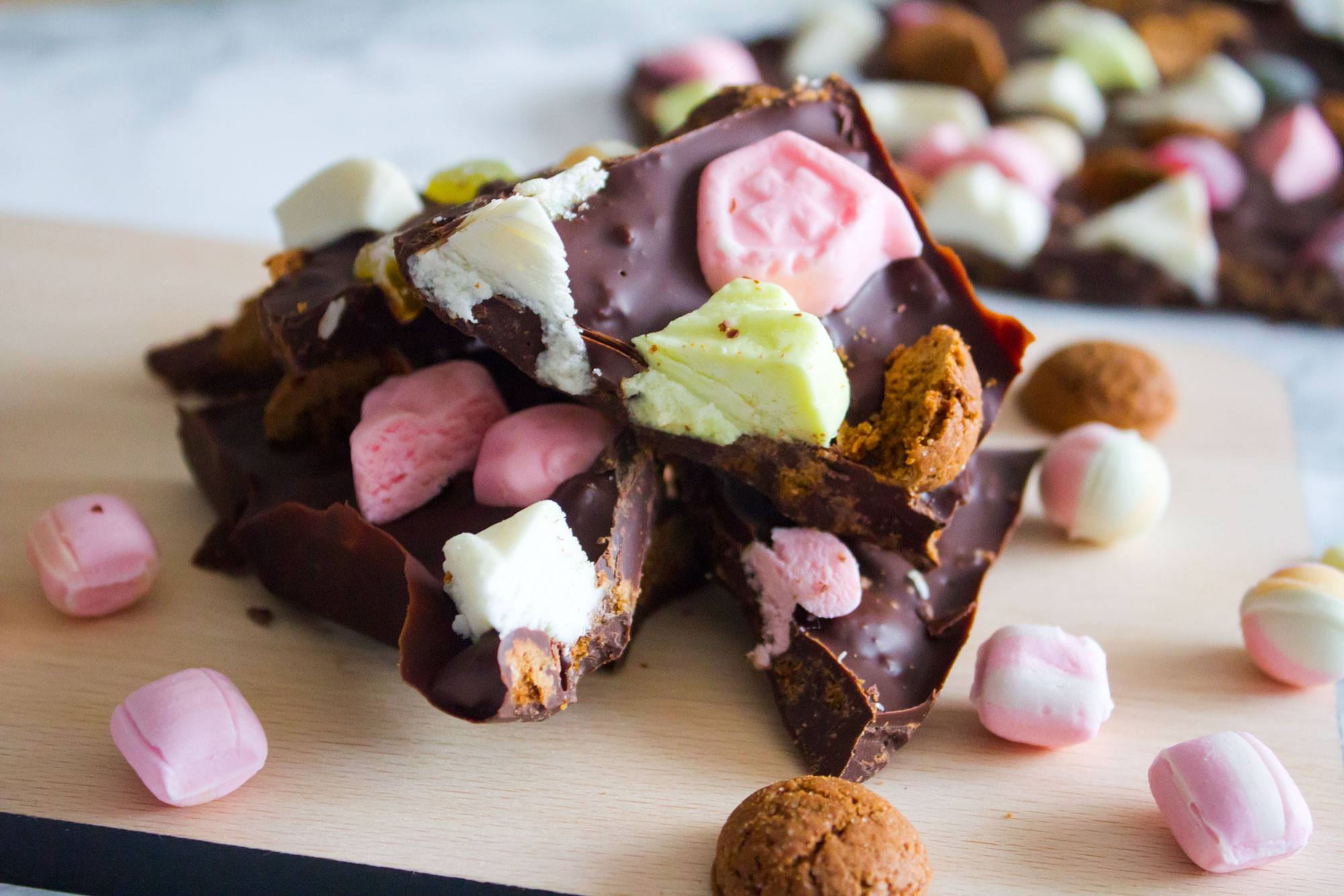 Sinterklaas Chocolade Bark
