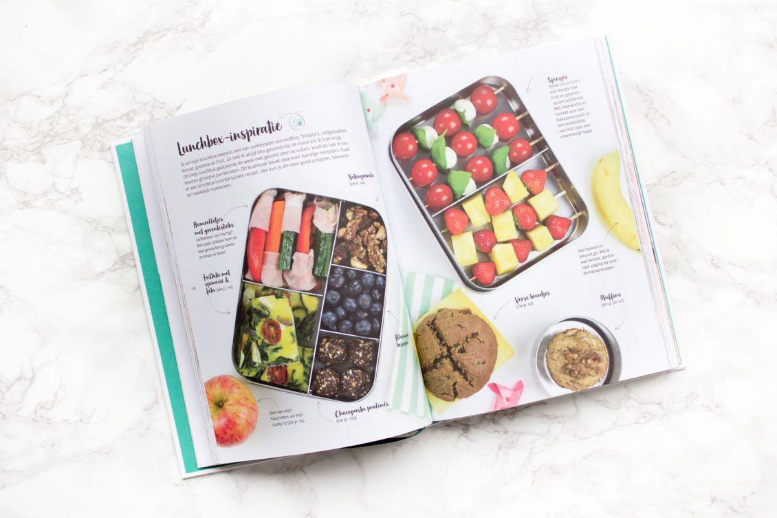 Kookboek: Gezond Fastfood van Nora French