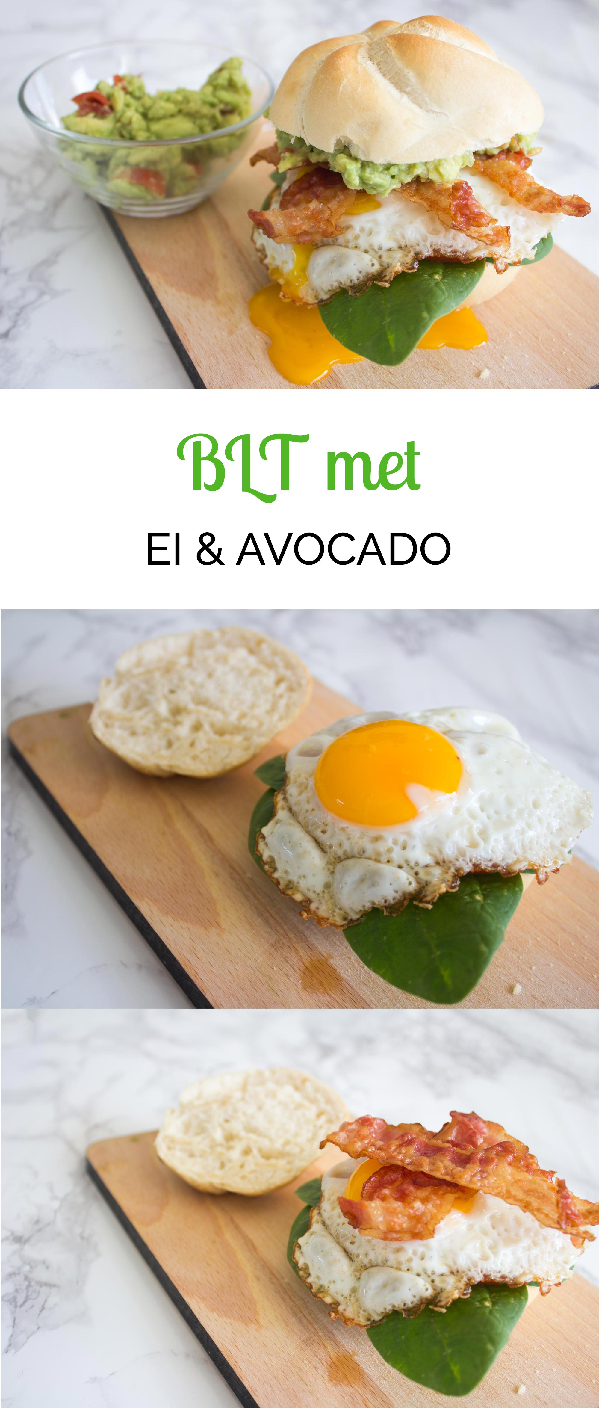BLT met Ei & Avocado