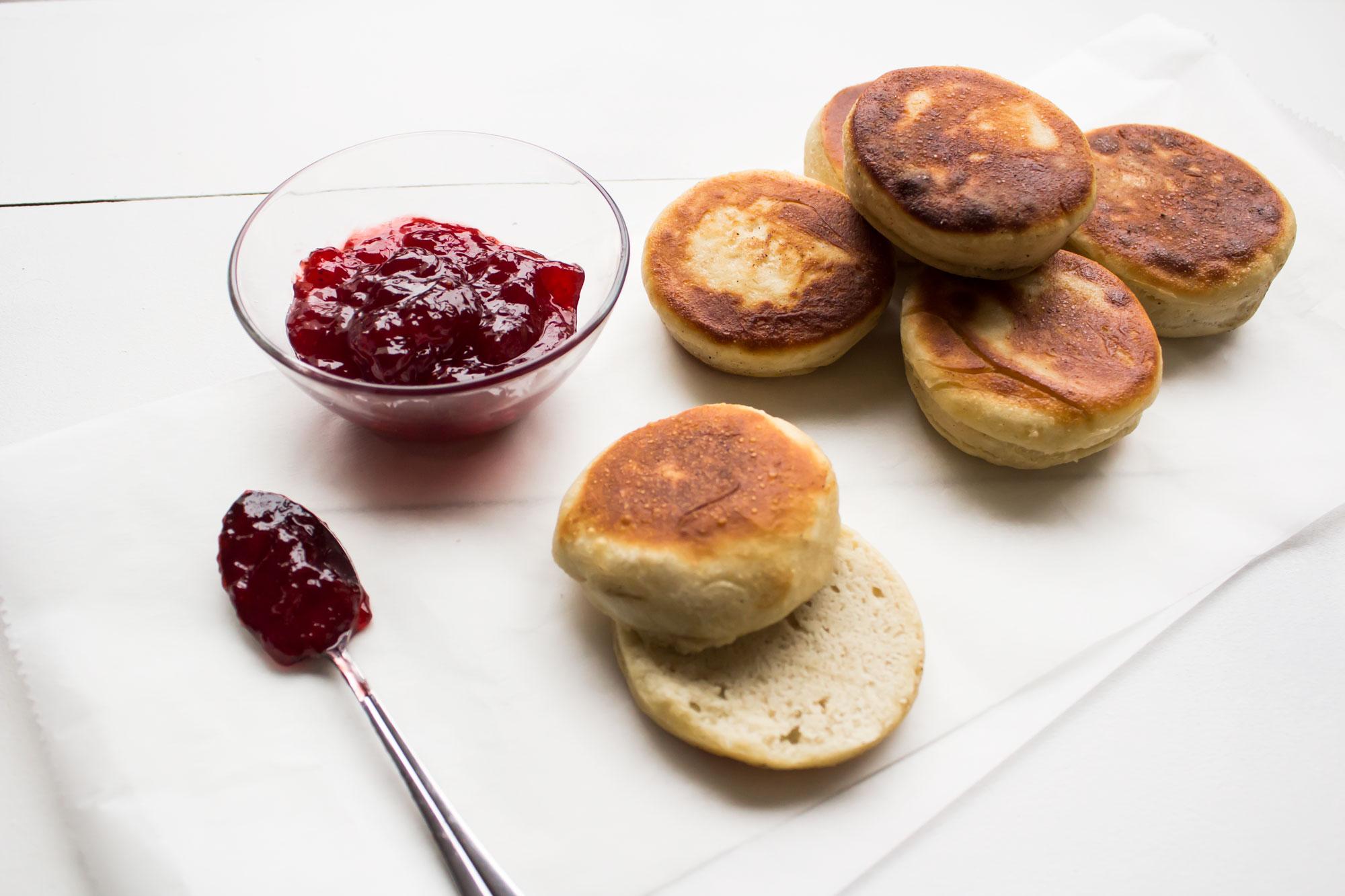Engelse Muffins