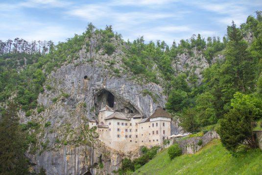 Slovenië: Budget: Predjama Castle