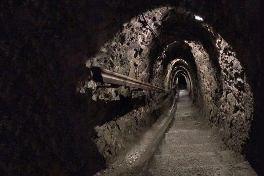 idrija: in de mijnen