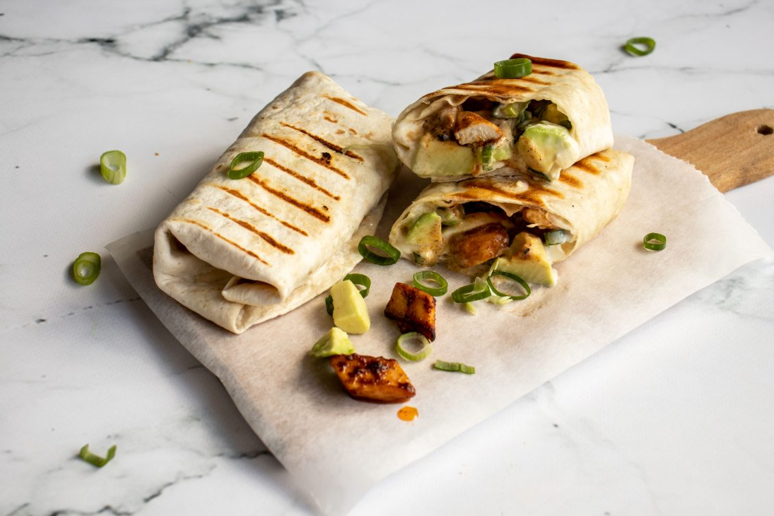 Kip Ranch Burrito