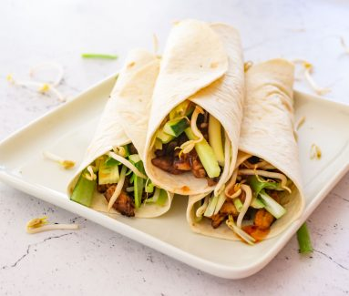Oosterse wrap