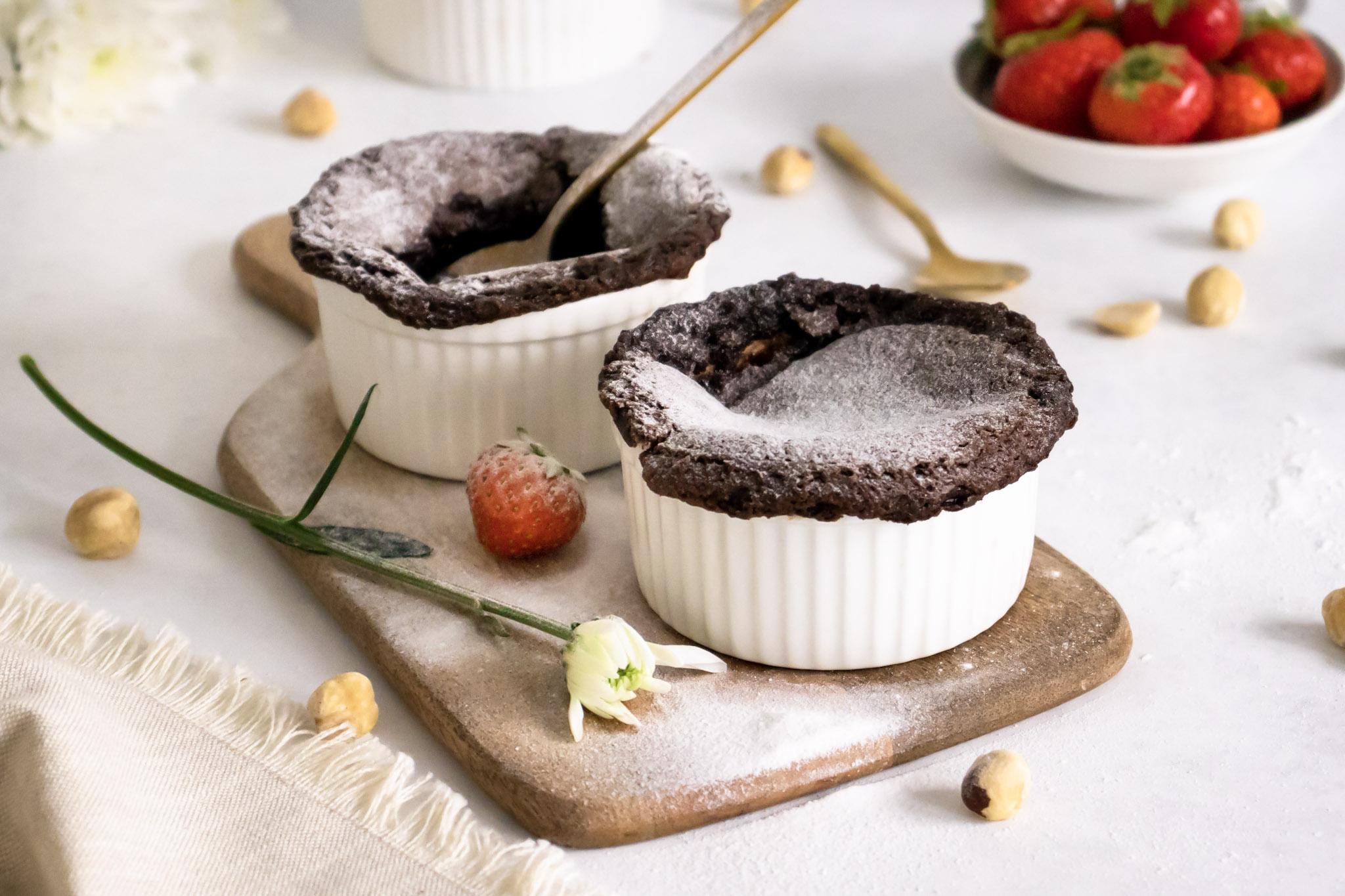 Snelle Chocolade Soufflé