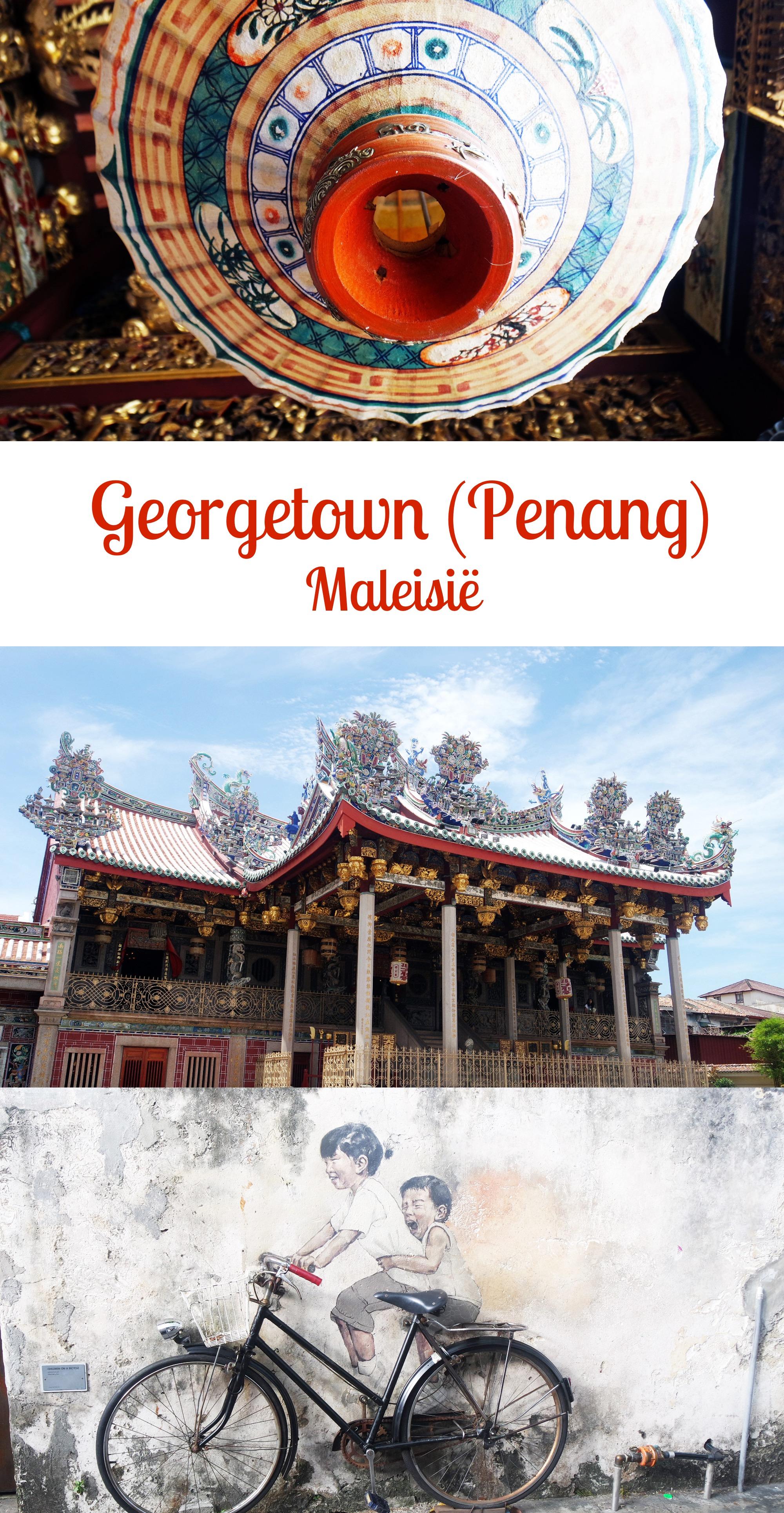 Maleisië - Georgetown (Regio Penang)