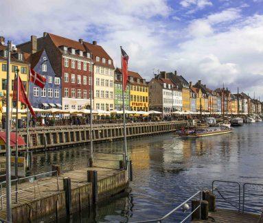 Kopenhagen - Nyhavn