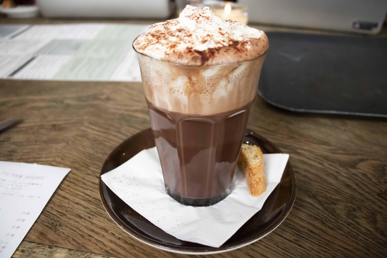 Paludan's bog cafe