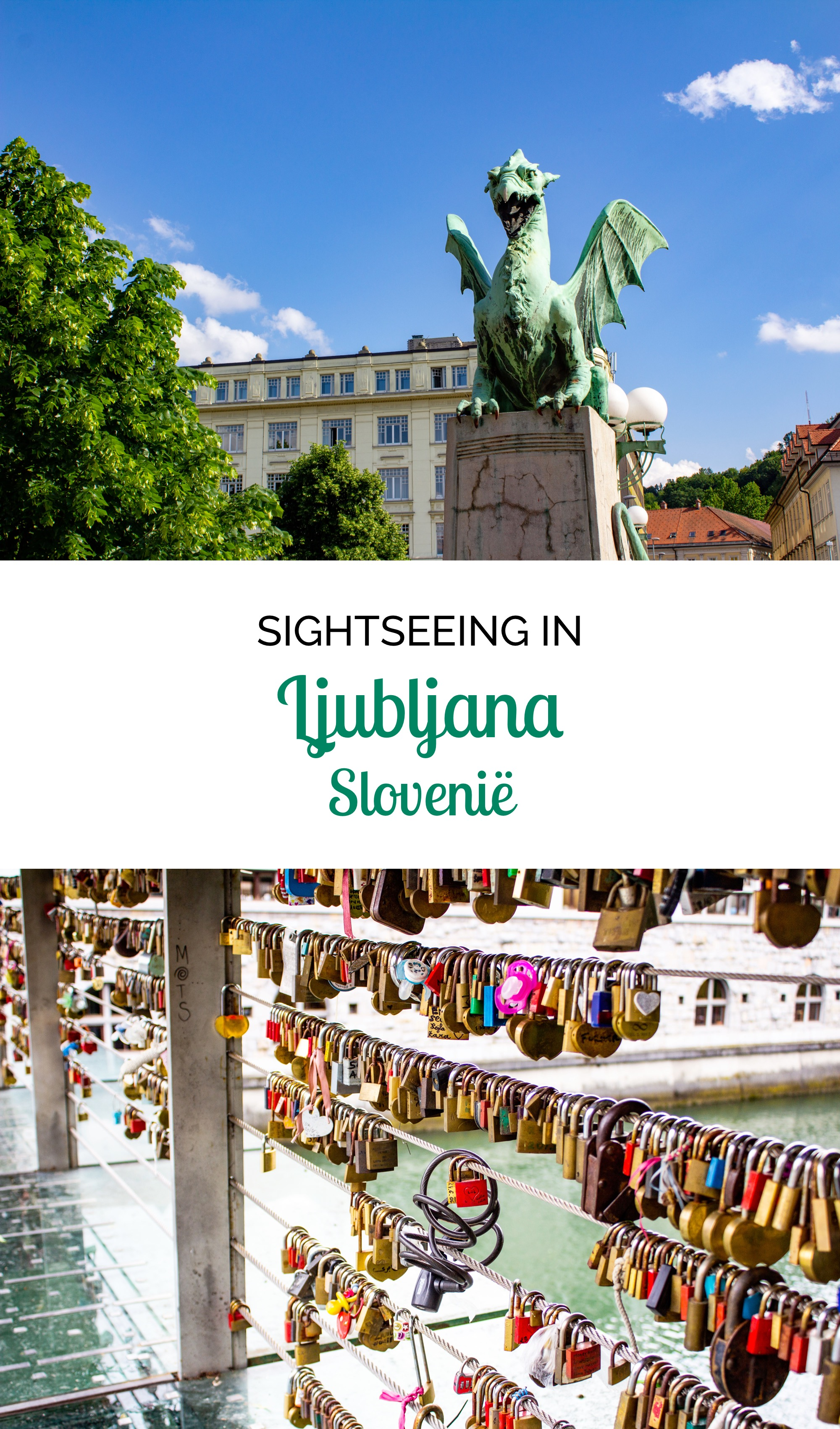 Ljubljana bezienswaardigheden