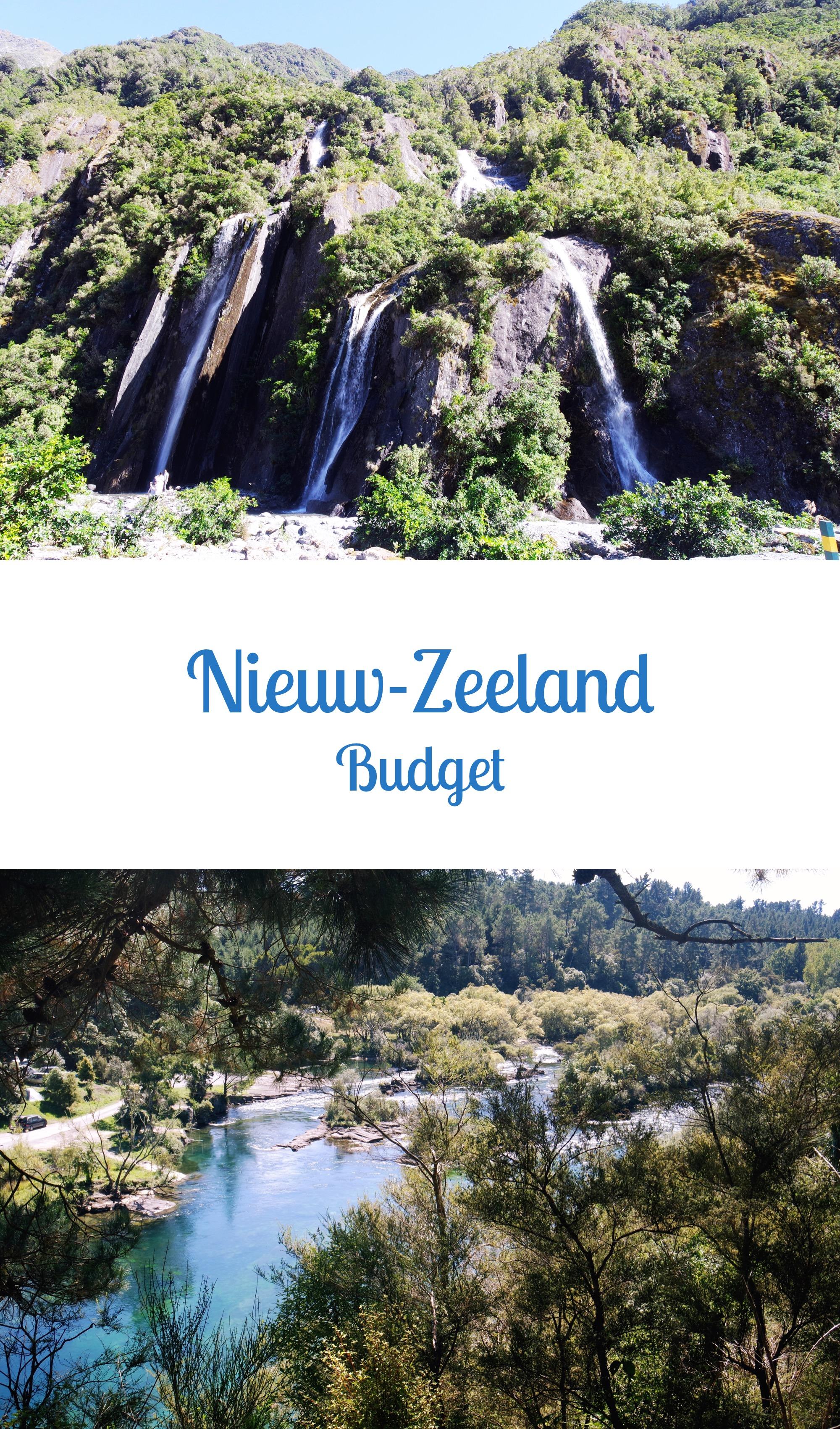 Nieuw-Zeeland: Budget