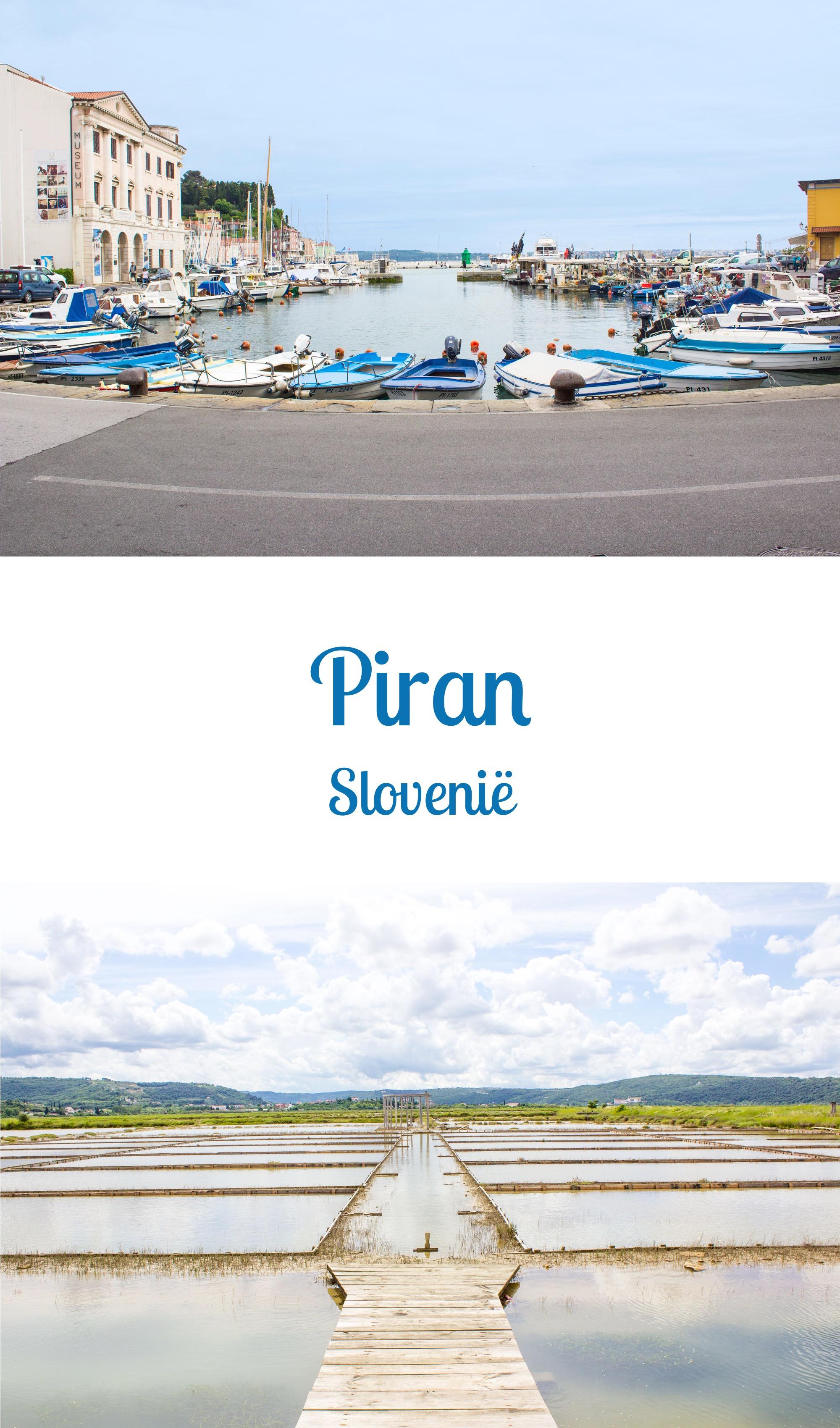 Slovenië - De kustplaats Piran