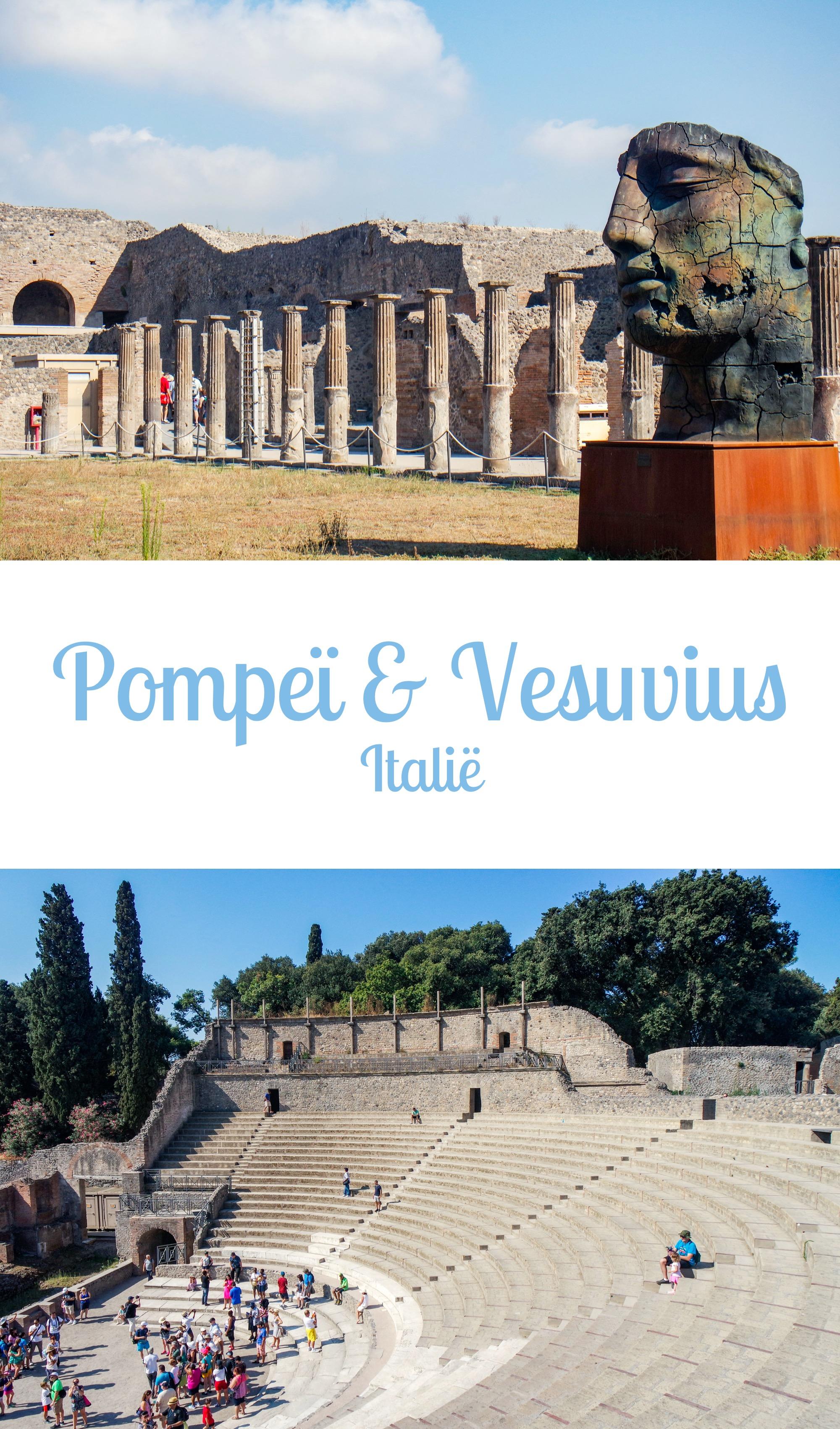 Pompeï & Vesuvius dagtrip