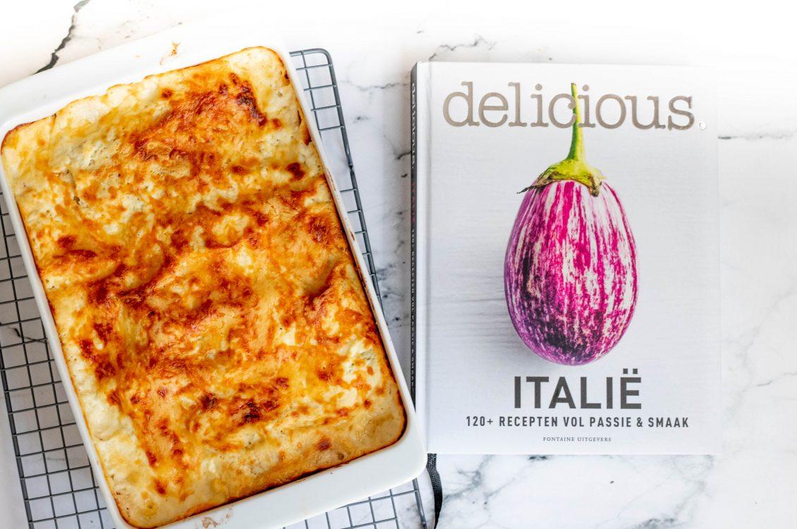 Kookboek: Delicous. Italië