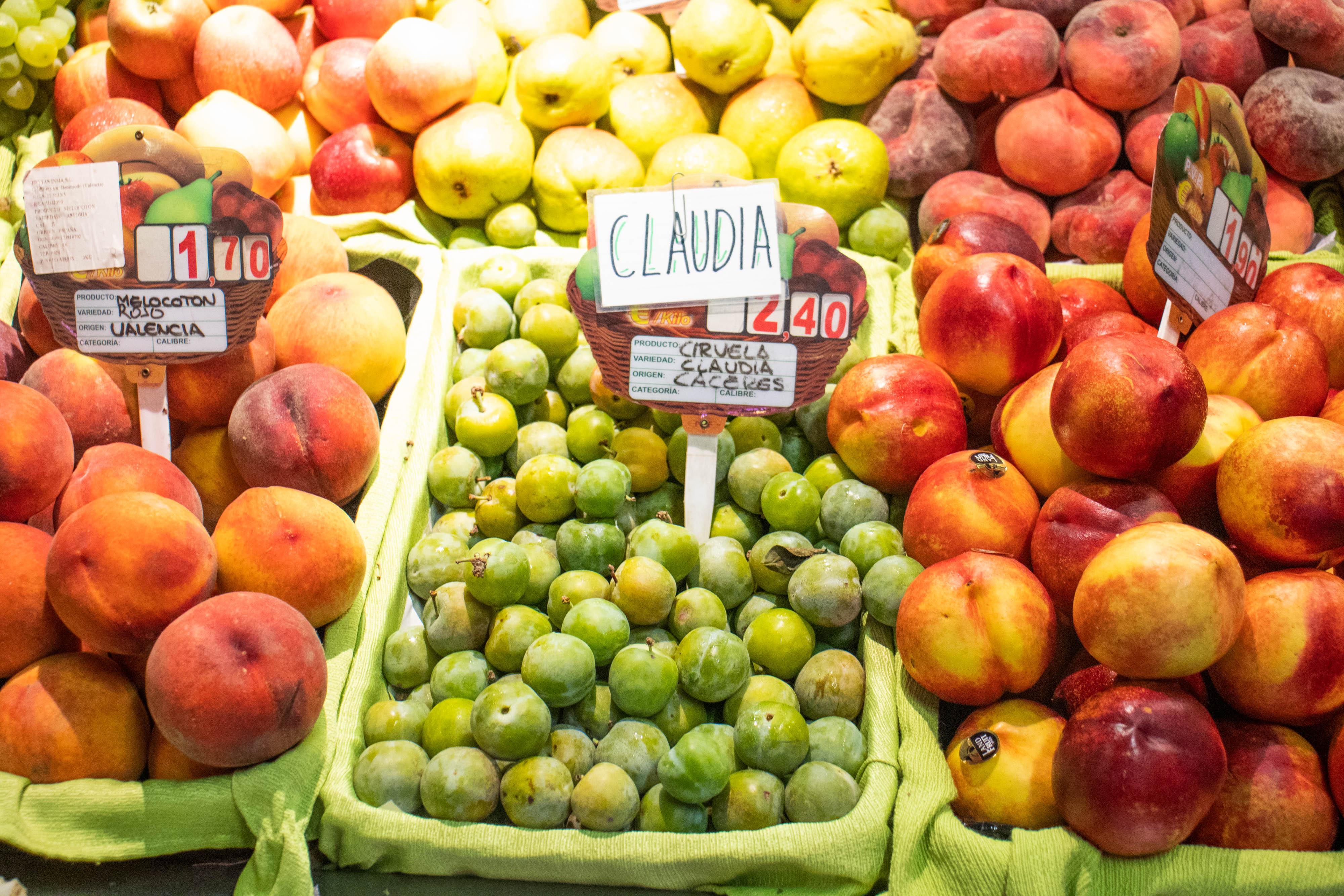 Mercado de la Ribeira