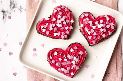 Valentijn Brownies