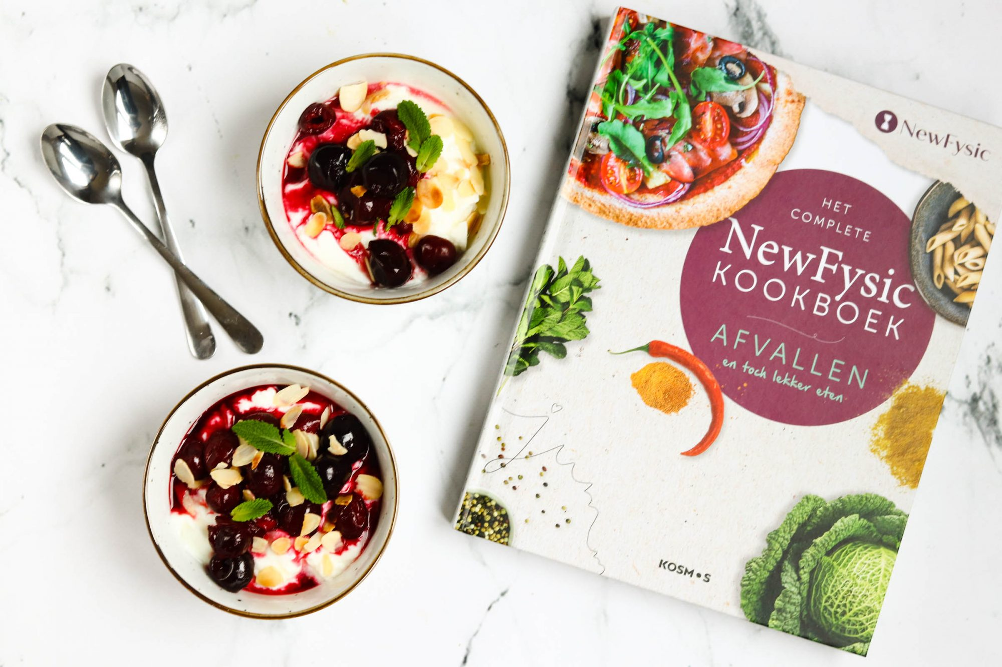 Het complete NewFysic Kookboek'