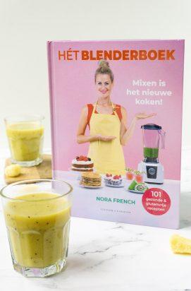 Kookboek review 'Het Blenderboek'