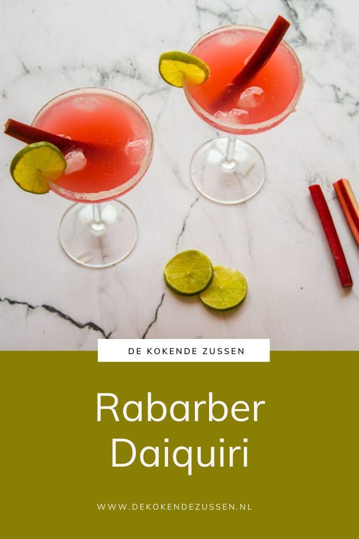 Rabarber Daiquiri