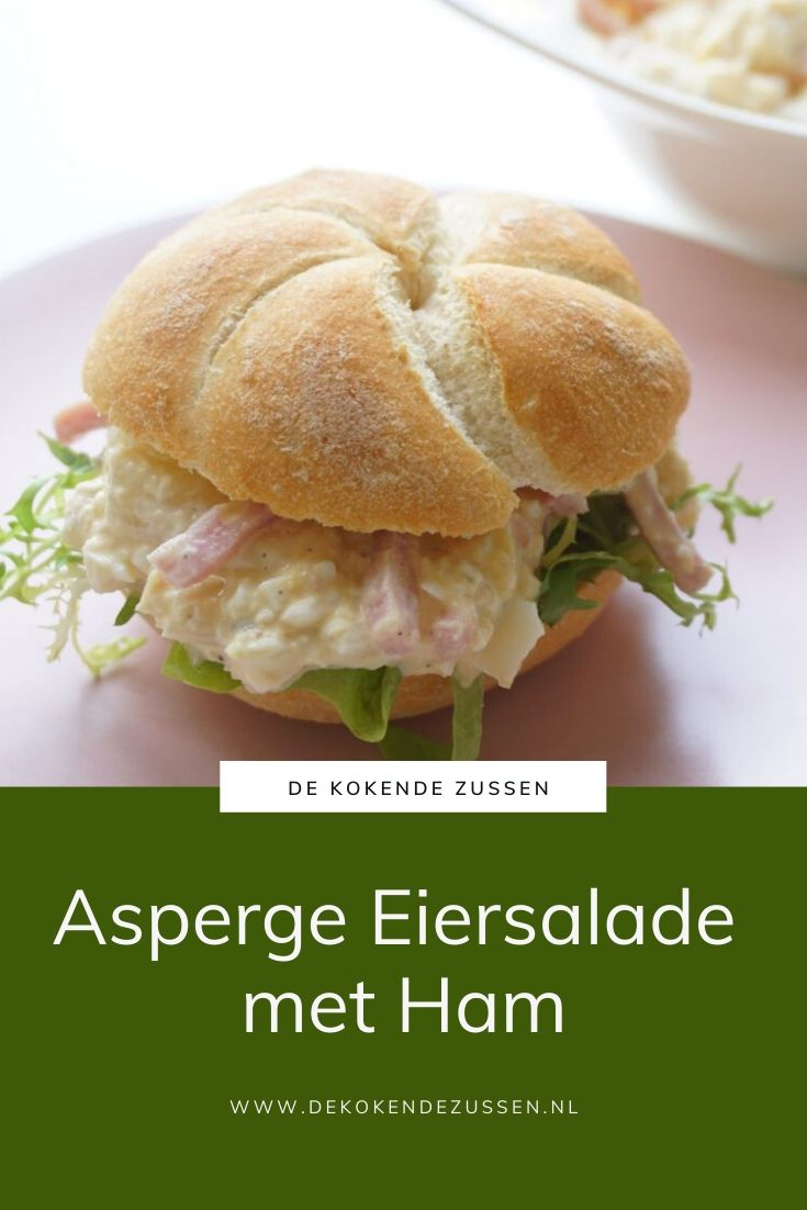 Asperge Eiersalade